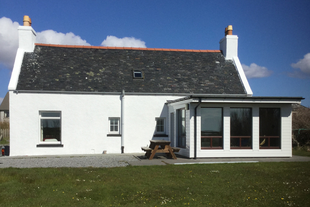 Self Catering Cottages, South Uist